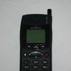 Coleccionismo: TELEFONO MOVIL VINTAGE ALCATEL HC 800 CON TARJETA MOVISTAR GSM. Lote 190644347