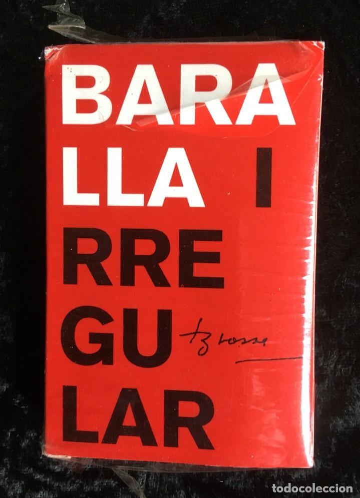 BARAJA IRREGULAR - BARALLA IRREGULAR - JOAN BROSSA - PRECINTADA (Coleccionismo - Varios)