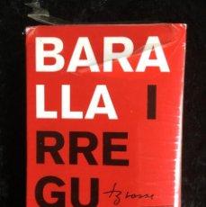 Coleccionismo: BARAJA IRREGULAR - BARALLA IRREGULAR - JOAN BROSSA - PRECINTADA. Lote 190740286
