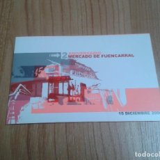 Coleccionismo: FLYER -- MERCADO FUENCARRAL -- 2º ANIVERS. -- ZETA, MARKUS JAZZ, MELL ALLEN DJ -- MADRID, 15/12/2000. Lote 191273567