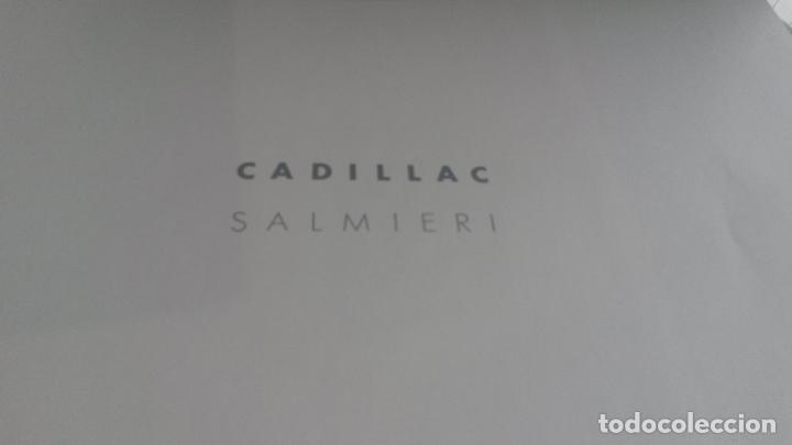 Coleccionismo: CADILLAC SALMIERI. 1985. COCHES CLASICOS. VER FOTOS. - Foto 12 - 191482408