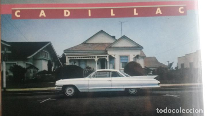 CADILLAC SALMIERI. 1985. COCHES CLASICOS. VER FOTOS. (Coleccionismo - Varios)