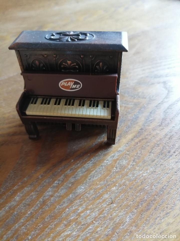 Coleccionismo: SACAPUNTAS MARCA PLAYME PIANO - Foto 2 - 191595597