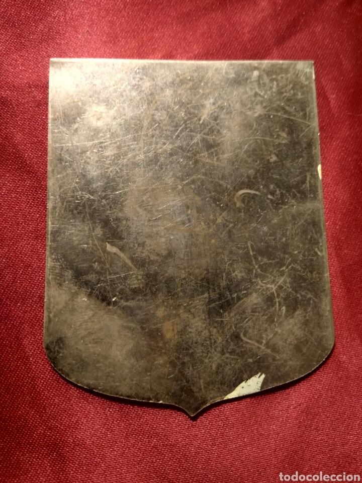 Coleccionismo: PLACA COCHE ANTIGUA PAMPLONA - Foto 2 - 192085105