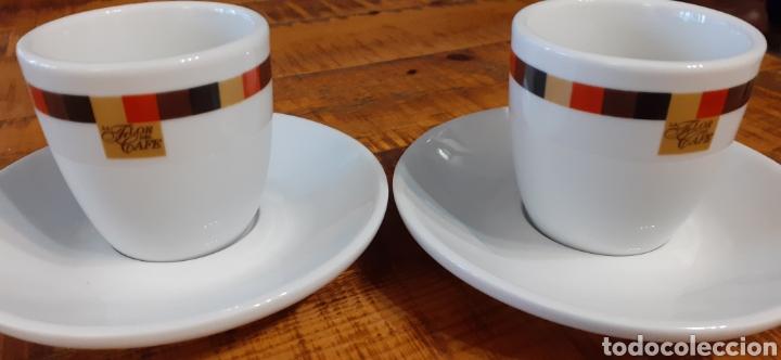 TAZA Y PLATO - CORTADO CAFE- CUP & SAUCER PORTUGAL (Coleccionismo - Varios)
