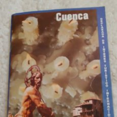 Coleccionismo: SEMANA SANTA CUENCA 1982. Lote 192677733