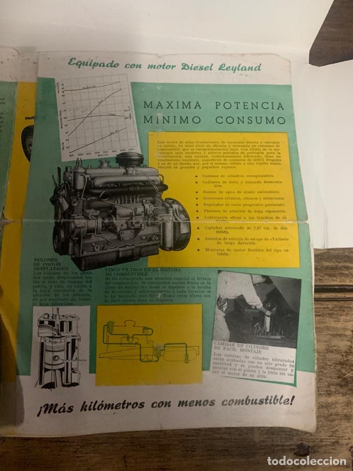 Coleccionismo: Catálogo de Camion comet - Foto 3 - 192740961