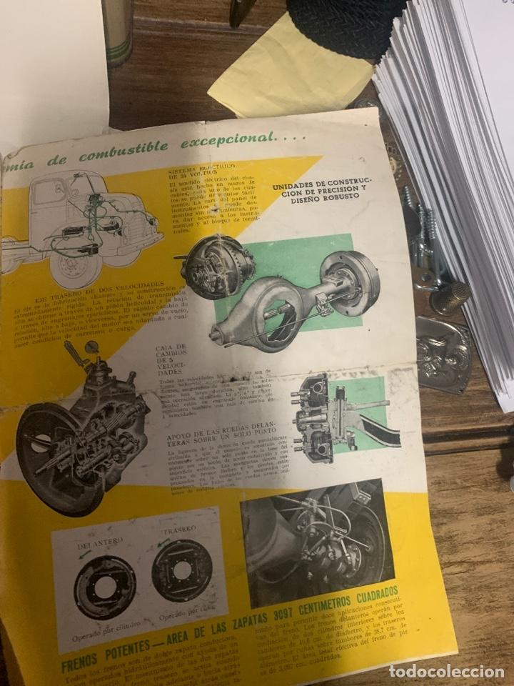 Coleccionismo: Catálogo de Camion comet - Foto 4 - 192740961