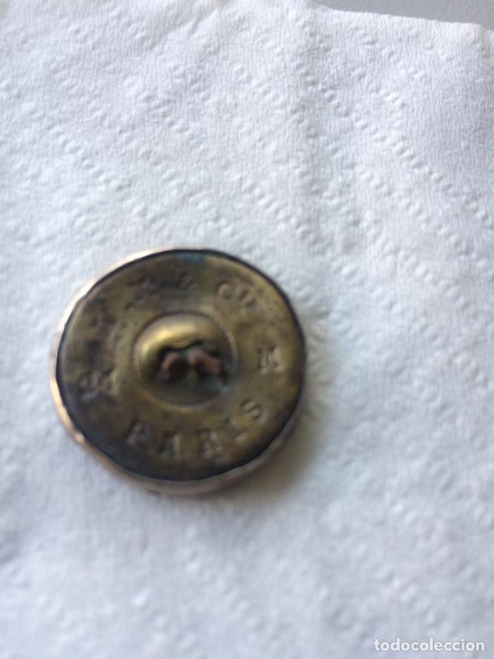 Coleccionismo: Rarísimo botón de ayuntamiento constitucional de pamplona - Foto 2 - 194118536