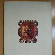 Coleccionismo: CALATAYUD, ZARAGOZA. PROGRAMA DE FIESTAS. 1979.. Lote 194219777