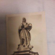 Coleccionismo: ANTIGUA ESTAMPA RELIGIOSA INMACULADA LEON. Lote 194235653