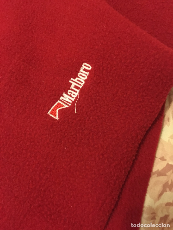 Coleccionismo: Marlboro bufanda roja - Foto 3 - 194235682