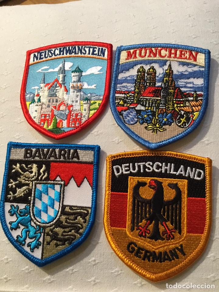 Coleccionismo: Escudos de Alemania - Foto 2 - 194243678