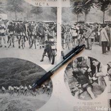 Coleccionismo: EL V GRAN PREMIO CICLISTA DE VIZCAYA. 1931. Lote 194253041