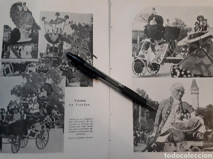 VALENCIA EN FIESTAS / DE TODA ESPAÑA CAPITILO DE CATASTROFES/EL ESTATUTO CATALAN. 1931 (Coleccionismo - Laminas, Programas y Otros Documentos)