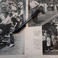 Coleccionismo: EL XII APLEC DE JUVENTUD, EN BARCELONA. 1931. Lote 194253536