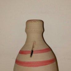 Coleccionismo: HUCHA PRIMITIVA DE BARRO. ARABE-SAHARA. ENVIO CERTIFICADO INCLUIDO.. Lote 194264871