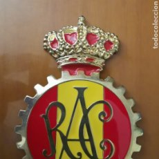 Coleccionismo: MEDALLA RACE ESCUDO INSIGNIA EN CAJA ORIGINAL+ GUIA DE SERVICIOS. Lote 194273295