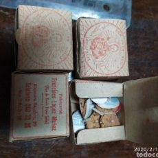 Coleccionismo: MARIPOSAS, LAMPARILLAS DE ACEITE SAN JUAN BOSCO. Lote 194282607