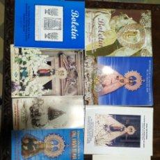 Coleccionismo: LOTE PUBLICACIONES VIRGEN DEL MAR, PATRONA DE ALMERÍA. Lote 194283013