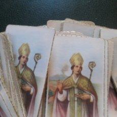 Coleccionismo: ESTAMPA ANTIGUA RELIGIOSA LOTE. Lote 194306105