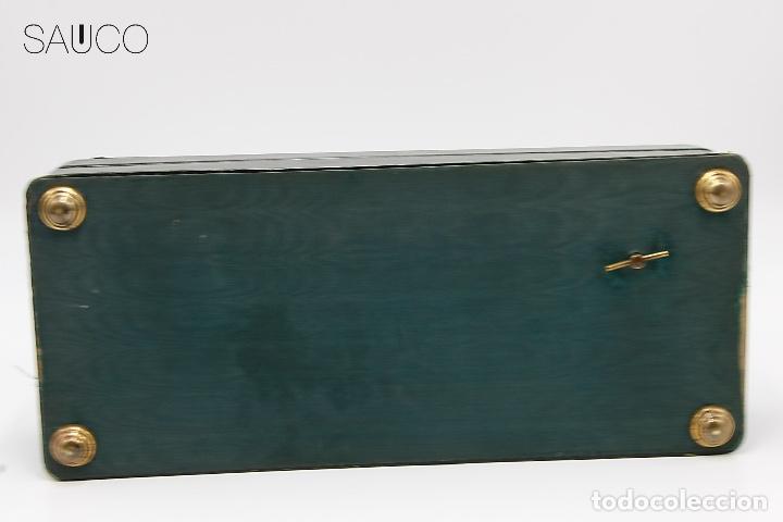 Coleccionismo: CAJA DE TABACO - Foto 6 - 194334466