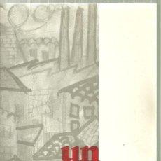 Coleccionismo: 3922.-TEATRO EXPERIMENTAL INDEPENDIENTE GOGO-MARIO GAS-UN SABOR A MIEL DE SHELAGH DELANEY. Lote 194377940