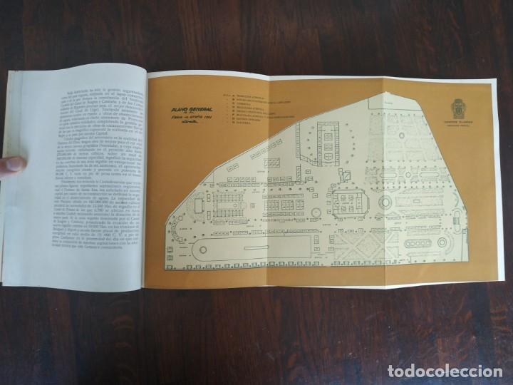 Coleccionismo: Feria de Otoño y XXV aniversario fundación de la confederación hidrográfica del Ebro en Lleida 1951 - Foto 17 - 194513031