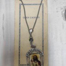 Coleccionismo: MEDALLA SAGRADO CORAZON DE JESUS. Lote 194571126