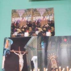 Coleccionismo: LOTE PROGRAMA SEMANA SANTA ALMERÍA 1990 Y 2010. Lote 194572567