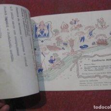 Coleccionismo: CONFITERIA MIRACLE MATARO PRESUPUESTO DE BODA AÑOS 50 ?. Lote 194738036