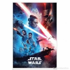 Coleccionismo: POSTER CARTEL STAR WARS THE RISE OF SKYWALKER 61 X 91 CM. Lote 194752383