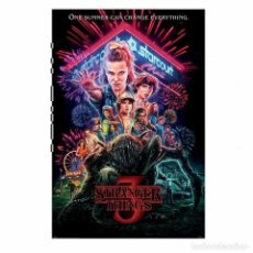 Coleccionismo: POSTER STRANGER THINGS SUMMER OF 85 61 X 91 CM. Lote 194753696