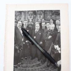 Coleccionismo: FOTOGRAFIAS DE ACTUALIDAD / EL DIA DE LA RAZA EN MADRID. 1931. Lote 194769147