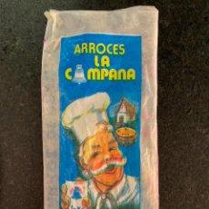 Coleccionismo: ANTIGUO ENVIO ARROCES LA CAMPANA. Lote 194889143