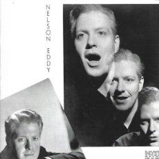 Coleccionismo: AÑO 1935 RECORTE PRENSA CINE NELSON EDDY ACTOR . Lote 194894361