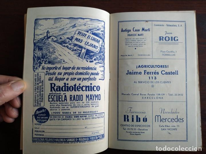 Coleccionismo: Festa Major Aplec de Sant Pau 1960 Ateneu Torrellenc de Torrelles de Llobregat orquestra Martogrell - Foto 6 - 194898328