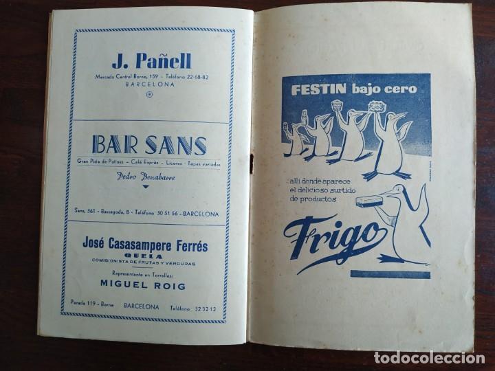 Coleccionismo: Festa Major Aplec de Sant Pau 1960 Ateneu Torrellenc de Torrelles de Llobregat orquestra Martogrell - Foto 11 - 194898328