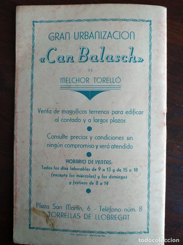 Coleccionismo: Festa Major Aplec de Sant Pau 1960 Ateneu Torrellenc de Torrelles de Llobregat orquestra Martogrell - Foto 12 - 194898328