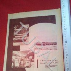Coleccionismo: TUBAL PEGASO LOSCERTALES PUBLICIDAD 100% ORIGINAL B50. Lote 194945523