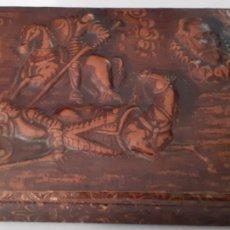 Coleccionismo: ANTIGUA CAJA DE CIGARRILLOS Y PUROS. Lote 195008712