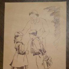 Coleccionismo: LLEGENDES D'OSONA. PROMETENÇA TRENCADA. DIBUIX JOAN VILÀ MONCAU. TEXT JOSEP M. SOLÀ SALA.. Lote 195041977