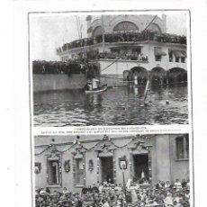 Coleccionismo: AÑO 1915 RECORTE PRENSA BARCELONA CAMPO DE GRASOT MISIONEROS SAGRADO CORAZON DE MARIA EXPATRIADOS. Lote 195049481