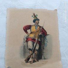 Coleccionismo: LAMINAR DFECTUOSA. Lote 195064061