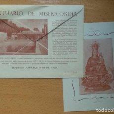 Coleccionismo: PROGRAMA OFICIAL. BORJA, ZARAGOZA. FERIAS Y FIESTAS NTRA. SRA. DE LA PEANA. MAYO 1963.. Lote 195096867