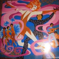 Coleccionismo: PRECIOSO CATALOGO PR UNE NUIT A L'ALCAZAR DE PARIS ANTIGUO CABARET . AÑOS 50? ESTILO POP FONTENEAU. Lote 195140790