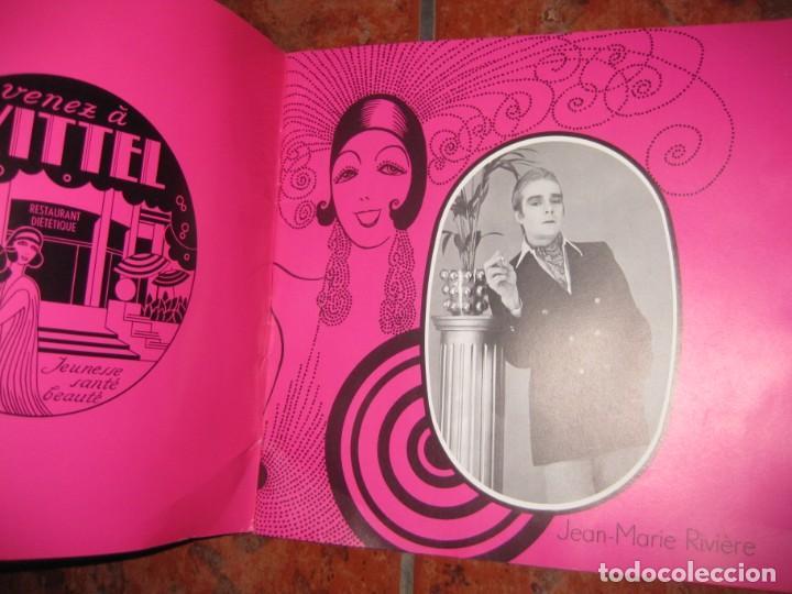 Coleccionismo: precioso catalogo pr une nuit a lalcazar de paris antiguo cabaret . años 50? estilo pop fonteneau - Foto 4 - 195140790