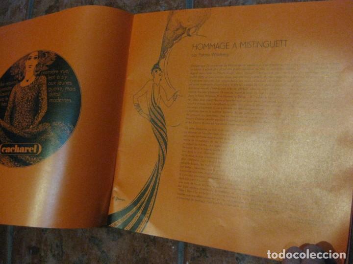 Coleccionismo: precioso catalogo pr une nuit a lalcazar de paris antiguo cabaret . años 50? estilo pop fonteneau - Foto 9 - 195140790