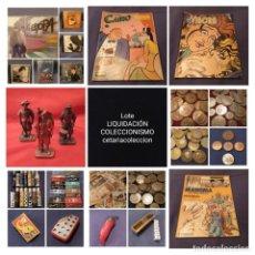 Coleccionismo: LOTE LIQUIDACIÓN COLECCIONISMO VARIOS. LEER DESCRIPCIÓN,VER FOTOS. Lote 195150688