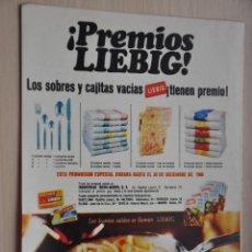 Coleccionismo: HOJA REVISTA ANTIGUA PUBLICIDAD RIERA MARSA. Lote 195184007
